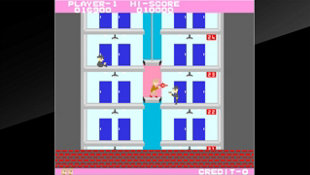 Arcade Archives ELEVATOR ACTION Screenshot 9