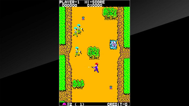 Arcade Archives FRONT LINE Screenshot 10