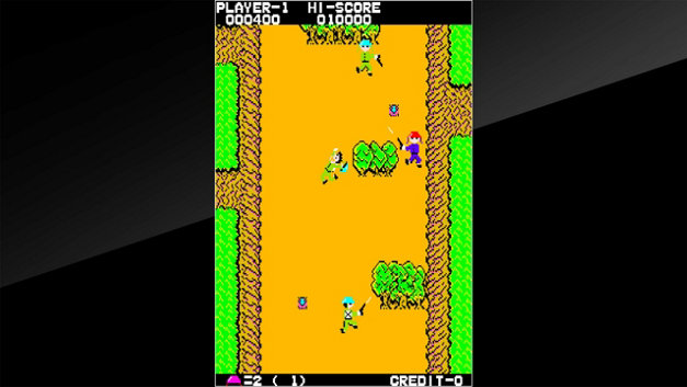Arcade Archives FRONT LINE Screenshot 1