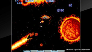 Arcade Archives GRADIUS II Screenshot 2