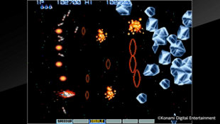 Arcade Archives GRADIUS II Screenshot 3