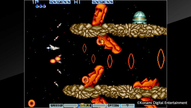 Arcade Archives GRADIUS II Screenshot 1