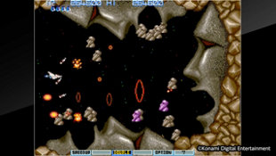 Arcade Archives GRADIUS II Screenshot 8