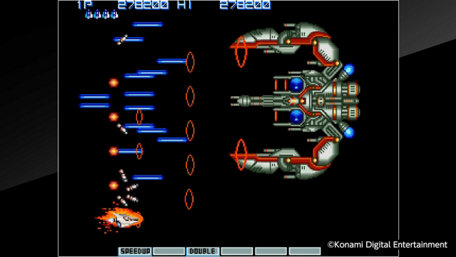 Arcade Archives GRADIUS II Trailer Screenshot