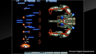 Arcade Archives GRADIUS II Screenshot 9