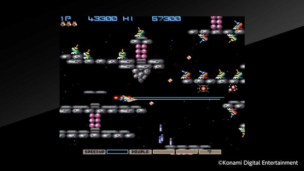 Arcade Archives GRADIUS Screenshot 1