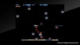 Arcade Archives GRADIUS Screenshot 2