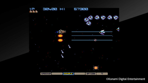 Arcade Archives GRADIUS Screenshot 4