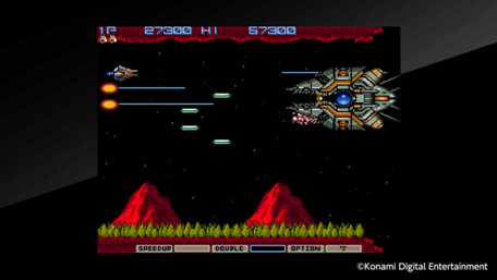 Arcade Archives GRADIUS Trailer Screenshot