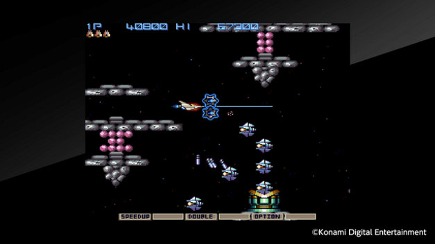 Arcade Archives GRADIUS Screenshot 7