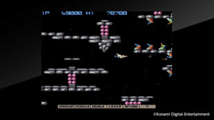 Arcade Archives GRADIUS Screenshot 9