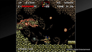 Arcade Archives HAUNTED CASTLE Screenshot 8
