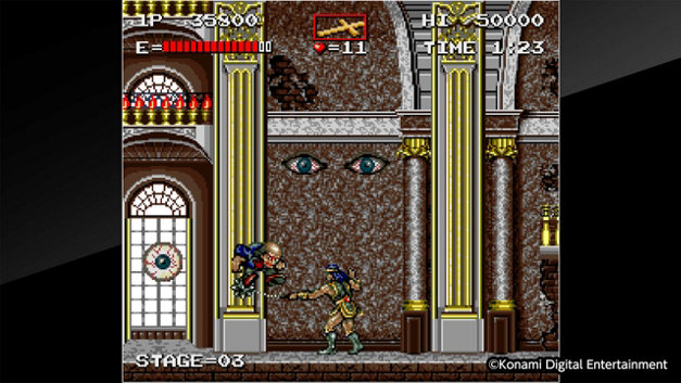 Arcade Archives HAUNTED CASTLE Screenshot 4