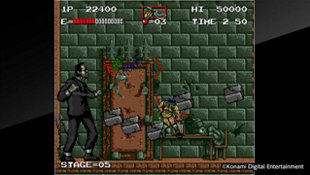Arcade Archives HAUNTED CASTLE Screenshot 6