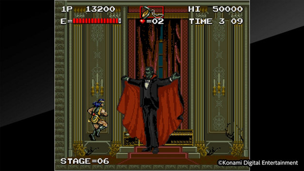 Arcade Archives HAUNTED CASTLE Screenshot 7