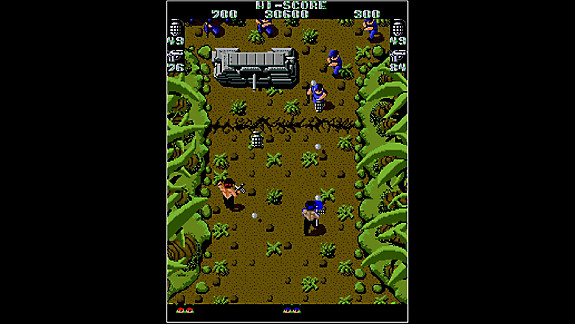 Arcade Archives IKARI WARRIORS - Screenshot INDEX