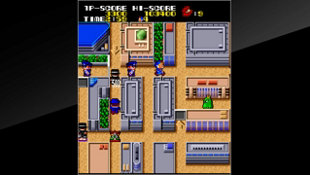 Arcade Archives Kid's Horehore Daisakusen Screenshot 2