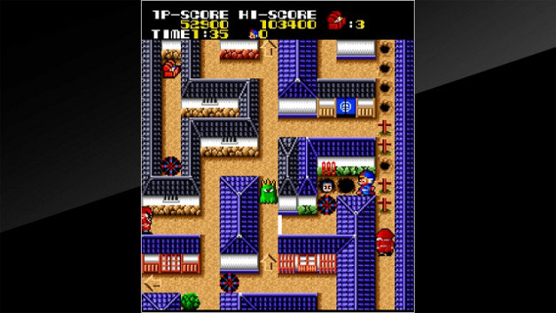Arcade Archives Kid's Horehore Daisakusen Screenshot 7
