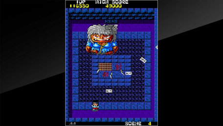 Arcade Archives KIKI KAIKAI Trailer Screenshot