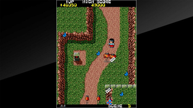 Arcade Archives KIKI KAIKAI Screenshot 4
