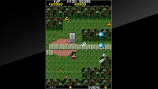 Arcade Archives KIKI KAIKAI Screenshot 3
