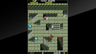 Arcade Archives KIKI KAIKAI Screenshot 2