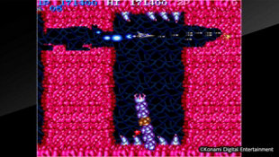 Arcade Archives LIFE FORCE Screenshot 2