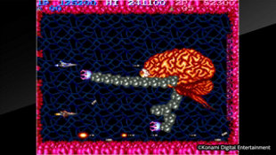 Arcade Archives LIFE FORCE Screenshot 3