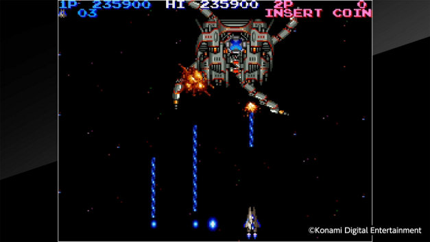 Arcade Archives LIFE FORCE Screenshot 4