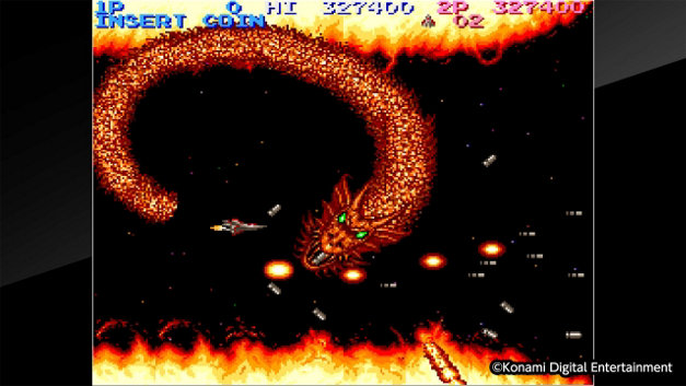 Arcade Archives LIFE FORCE Screenshot 10