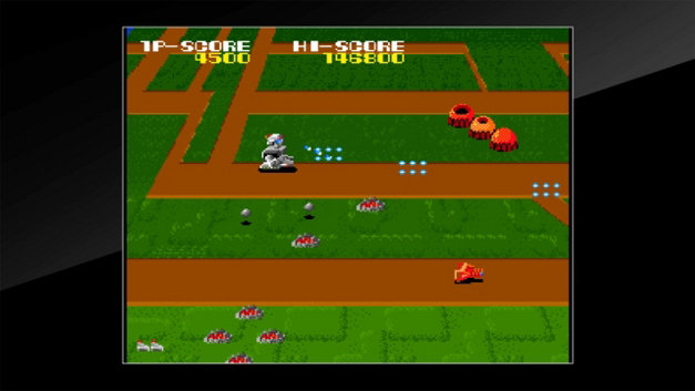 Arcade Archives MAGMAX Screenshot 1