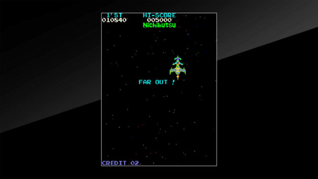 Arcade Archives MOON CRESTA Screenshot 10