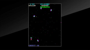 Arcade Archives MOON CRESTA Screenshot 2
