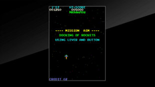 Arcade Archives MOON CRESTA Screenshot 3