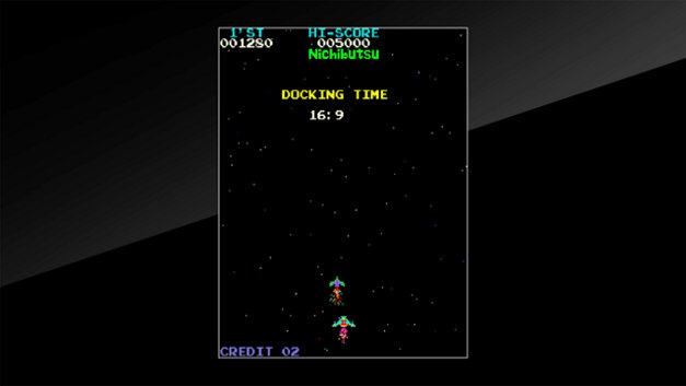Arcade Archives MOON CRESTA Screenshot 4