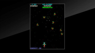 Arcade Archives MOON CRESTA Screenshot 5