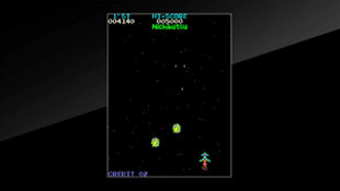 Arcade Archives MOON CRESTA Screenshot 6