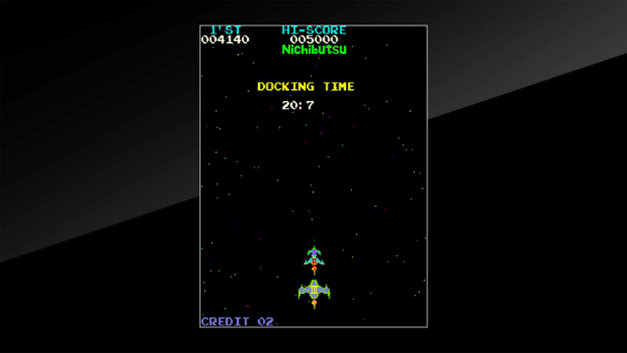 Arcade Archives MOON CRESTA Screenshot 7