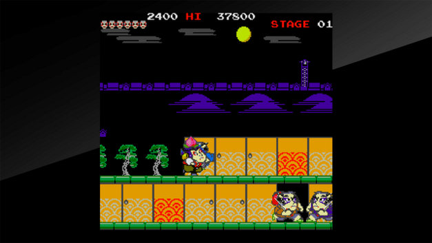 Arcade Archives Mr.GOEMON Screenshot 4