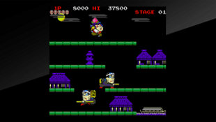 Arcade Archives Mr.GOEMON Screenshot 6