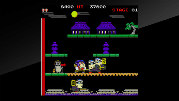 Arcade Archives Mr.GOEMON Screenshot 7