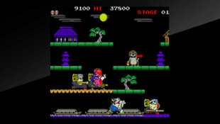 Arcade Archives Mr.GOEMON Screenshot 8