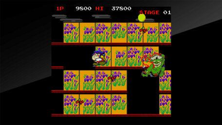 Arcade Archives Mr.GOEMON Trailer Screenshot