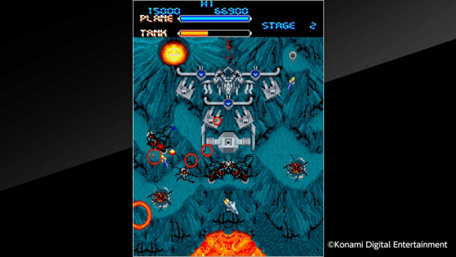 Arcade Archives MX5000 Trailer Screenshot