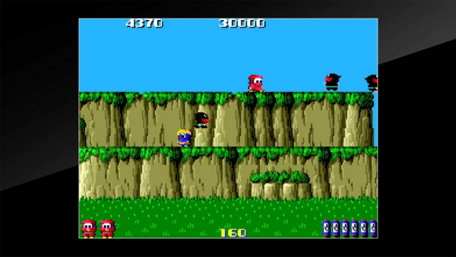 Arcade Archives Ninja-Kid Ⅱ Trailer Screenshot