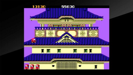 Arcade Archives Ninja-Kid Trailer Screenshot