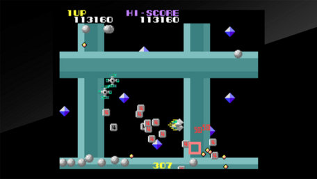 Arcade Archives NOVA2001 Trailer Screenshot
