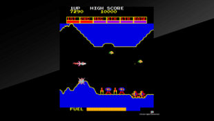 Arcade Archives Scramble Screenshot 2
