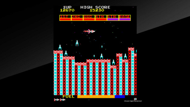 Arcade Archives Scramble Screenshot 4