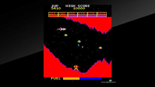Arcade Archives Scramble Screenshot 7